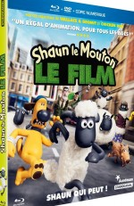 Jaquette Shaun le Mouton, le film (Combo Blu-ray + DVD + Copie digitale)