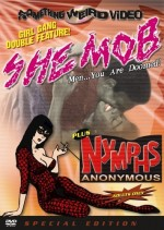 Jaquette She Mob and Nymphs Anonymous