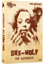 Jaquette She-Wolf of London