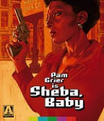 Jaquette Sheba, Baby (2-Disc Special Edition) (Blu-ray + DVD)