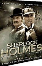Jaquette Sherlock Holmes : Collection - Vol. 3
