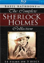 Jaquette Sherlock Holmes: Complete Collection