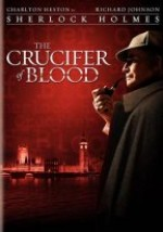 Jaquette Sherlock Holmes - The Crucifer of Blood