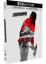 Jaquette Shining (4K Ultra HD + Blu-ray + DVD)