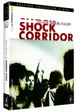 Jaquette Shock Corridor (�dition collector)