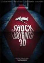 Jaquette Shock Labyrinth
