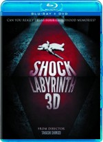 Jaquette Shock Labyrinth (2D/3D Blu-ray + DVD)