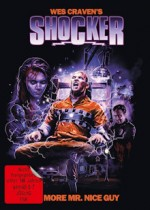Jaquette Shocker (Blu-Ray+DVD) - Cover A - Limited 500 Edition