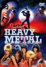 Jaquette Shocking Heavy Metal