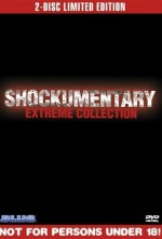 Jaquette Shockumentary Extreme Collection