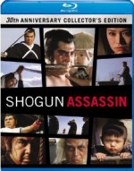 Jaquette Shogun Assassin (30th Anniversary Collector's Edition)