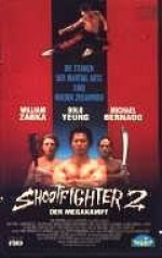 Jaquette Shootfighter 2
