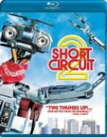 Jaquette Short Circuit 2