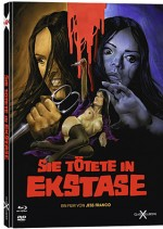 Jaquette Sie T�tete in Ekstase (Bluray + DVD)