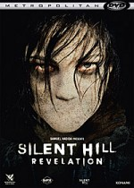 Jaquette Silent Hill : R�v�lation
