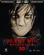 Jaquette Silent Hill : R�v�lation  (Combo Blu-ray 3D + DVD)