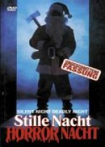 Jaquette Silent Night, Deadly Night