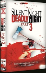 Jaquette Silent Night, Deadly Night Part 3