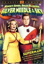 Jaquette SILVER NEEDLE IN THE SKY ROCKY JONES SPACE RANGER