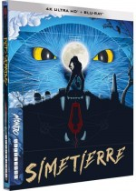 Jaquette Simetierre (4K Ultra HD + Blu-ray) EPUISE/OUT OF PRINT