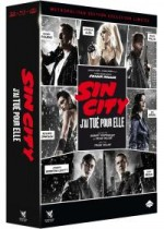 Jaquette Sin City 2 : J'ai tu� pour elle (�dition Collector Limit�e Blu-ray 3D + Blu-ray + DVD)