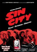 Jaquette Sin City Recut Extended Version