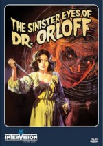 Jaquette Sinister Eyes of Dr Orloff