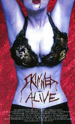 Jaquette Skinned Alive  Epuise/out Of Print