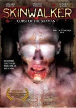 Jaquette Skinwalker: Curse Of The Shaman