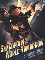 Jaquette Sky Captain and The World Of Tomorrow