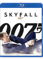 Jaquette Skyfall