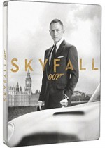 Jaquette Skyfall (�dition Collector Limit�e)