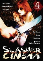 Jaquette Slasher Cinema