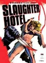 Jaquette SLAUGHTER HOTEL