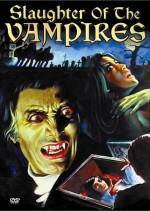 Jaquette Slaughter of the Vampires