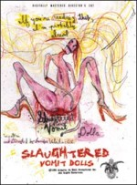 Jaquette Slaughtered Vomit Dolls EPUISE/OUT OF PRINT