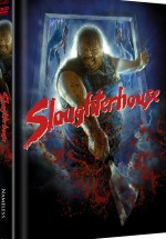 Jaquette Slaughterhouse - Cover B (DVD + BLURAY)