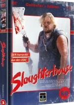 Jaquette Slaughterhouse - Cover C (DVD + BLURAY)
