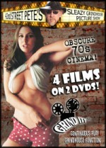 Jaquette Sleazy Grindhouse Picture Show