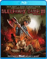 Jaquette Sleepaway Camp 3 Teenage Wasteland (DVD / Blu-Ray Combo)