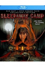 Jaquette Sleepaway Camp (Collector's Edition) (BluRay/DVD Combo)