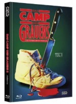 Jaquette Sleepaway Camp II: Unhappy Campers (Blu-Ray+DVD) Cover A