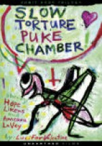 Jaquette Slow Torture Puke Chamber EPUISE/OUT OF PRINT