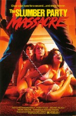 Jaquette SLUMBER PARTY MASSACRE