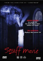 Jaquette Snuff Movie