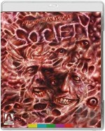Jaquette Society (Blu-ray + DVD) EPUISE/OUT OF PRINT
