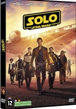 Jaquette Solo : a Star Wars story
