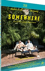 Jaquette Somewhere (Blu-ray + DVD)
