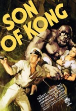 Jaquette Son of Kong