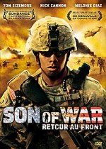 Jaquette Son of War - Retour au front